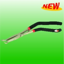 "11"" Round Nose Plier(Offset Handle)"