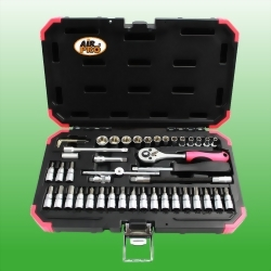 "46PCS 1/4""DR. Socket Set(Mat Finished)"