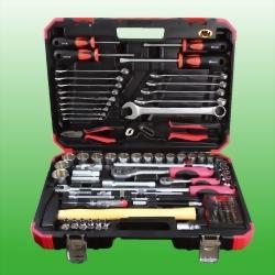 """102PCS 1/4"""" & 1/2"""" DR. Tool Kit(Mat Finished)"""