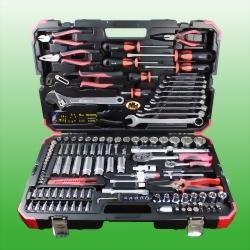 """133PCS 1/4"""" & 1/2"""" DR. Tool Kit(Mat Finished)"""