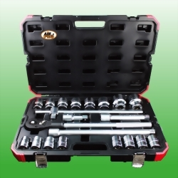 "21PCS 3/4""DR. Socket Set(Mat Finished)"