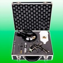 COMBO SPRAY GUN & AIR SANDER KIT
