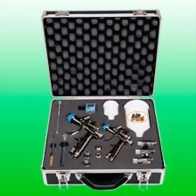 COMBO LVLP GRAVITY FEED SPRAY GUN KIT