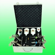 SALESMAN DEMO COMBO SPRAY GUN KIT