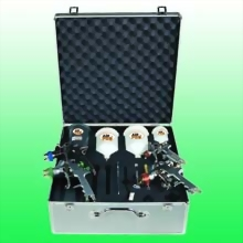 COMBO GRAVITY FEED SPRAY GUN KIT