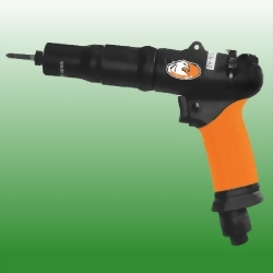 Low Noise Oil Free Pistol Trigger Shut Off Composite Air Screwdriver
