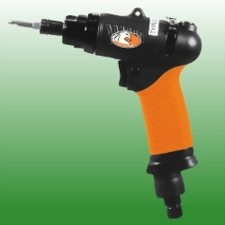 Low Noise Oil Free Pistol Direct Type Composite Air Screwdriver