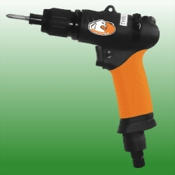 Low Noise Oil Free Cushion Type Composite Air Screwdriver