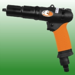 Low Noise Oil Free Pistol Start Shut Off Composite Air Wrench