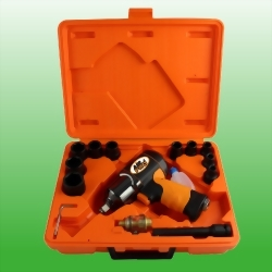 "17PCS Mini 1/2"" Composite Impact Wrench Kit"