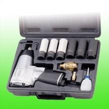 """12PCS 1/2"""" Impact Wrench Kit"""