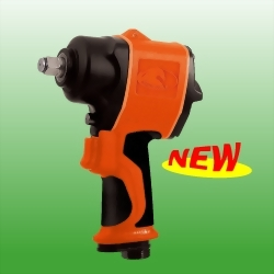 "1/2"" Stubby Composite Air Impact Wrench"