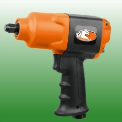 "1/2"" Supper Duty Composite Air Impact Wrench"