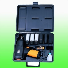 "12PCS 1/2"" Composite Impact Wrench Kit"
