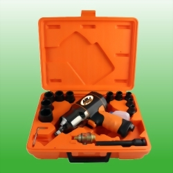 "17 PCS 1/2"" Composiste Impact Wrench Kit"