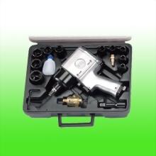 """17 PCS 1/2"""" Heavy Duty Impact Wrench Kit"""