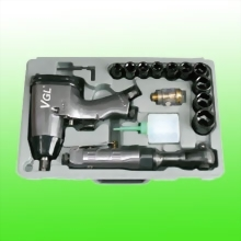"17PCS 1/2"" Impact Wrench Kit"