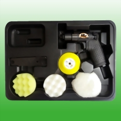 7PC Heavy Duty Air Polisher Kit