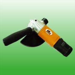 90 Degrees Angle Grinder-Safety Lever Type w/o Grinding Wheel