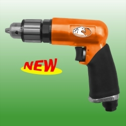 "3/8"" Industry Heavy Duty Single Direction Air Drill"