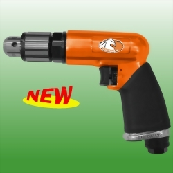 "3/8""  Industry Heavy Duty Reversible Air Drill"