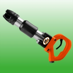 """4"""" FOUR BOLT CHIPPING HAMMER W/ HITCH CUTTER RETAINER"""