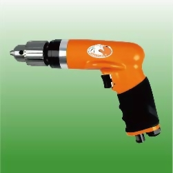 "3/8"" Non-reversible Drill W/comfort Grip & Keyed Chuck"