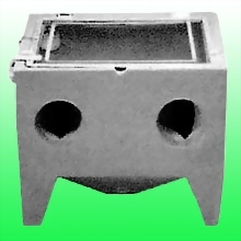 Abrasive Sand Blaster Cabinet
