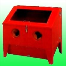 30 Gallon Deluxe Sandblasting Cabinet w/work stand