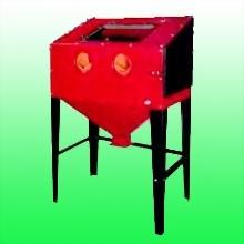 70 Gallon Sandblasting Cabinet
