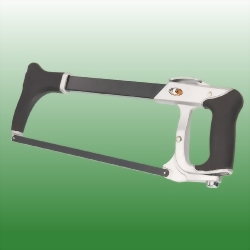 "Thundering Pro Hacksaw Quick-Change Blade w/12"" H.C.S Blade"