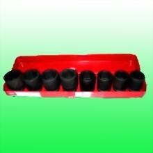 "8 Piece 3/4"" Drive Standard Length Metric Impact Socket Set"