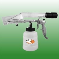 2 IN 1 Blow / Suction Gun w/ Brush