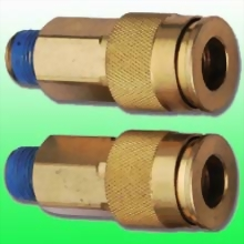 Universal Coupler-Male 3/8 Body