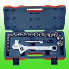 "1/2""DR. METRIC 24PCS SOCKET SET"