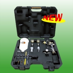 Gravity Feed Spray Gun Kit