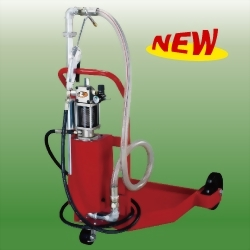 Air Driven Oil Lubricator