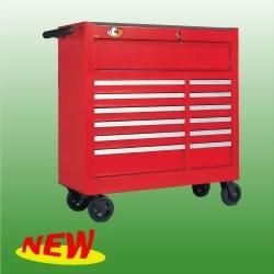 "42"" 13-Drawer Roll-Wagon Fully Shelf-Closing Ball Bearing Slides"