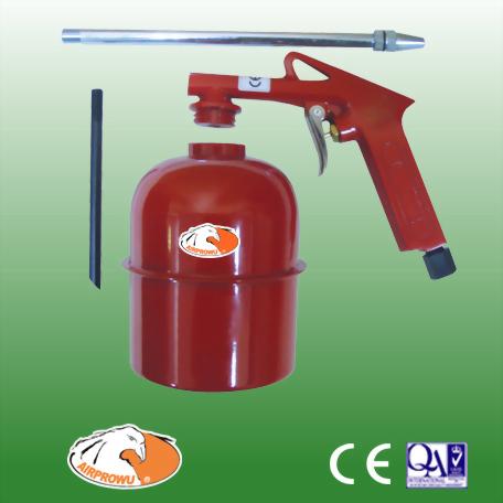 Undercoating Amp Engine Cleaning Gun Kit
