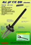 Adjustable Tie Rod Separator