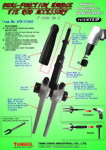 Dual-Function Handle Tie Rod Accessory