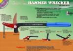 GearJaw Hammer Wrecker For Woodwork