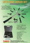 Auto Body Repair Kit Interchangeable