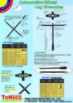 Automotive Wheel Lug Wrenches - Slidable