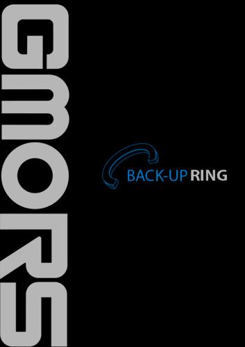 ジーモス 製品ガイドブック (BACK-UP RING)