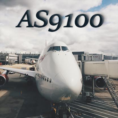 AS-9100 certified