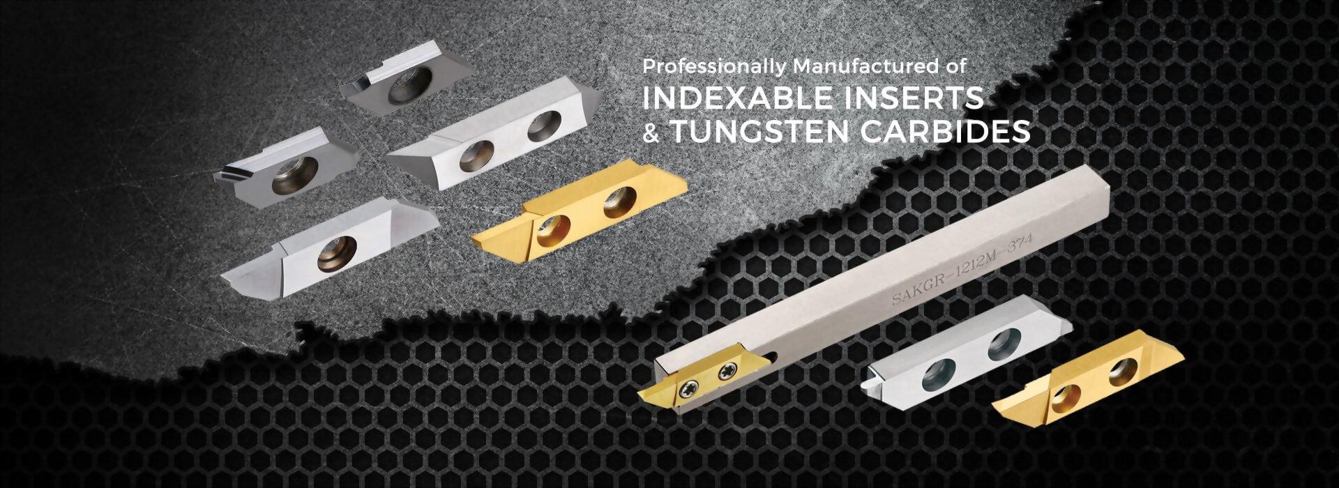 Carbide inserts manufacturers