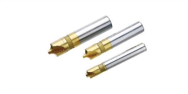 整體碳化鎢焊接R角銑刀