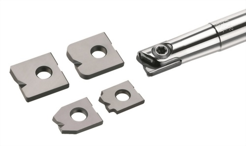 Radius Precision Inserts for End Miller (Outer Radius and Inner Radius)