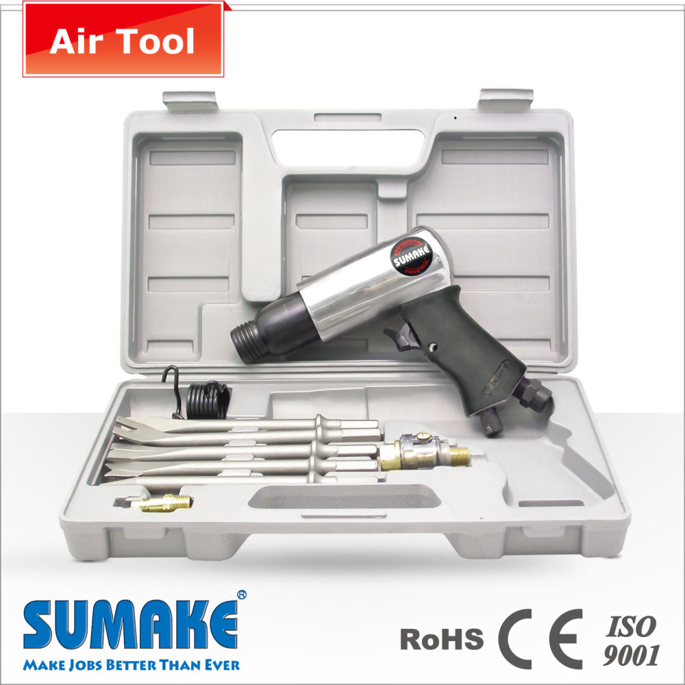 9 PCS AIR HAMMER KIT